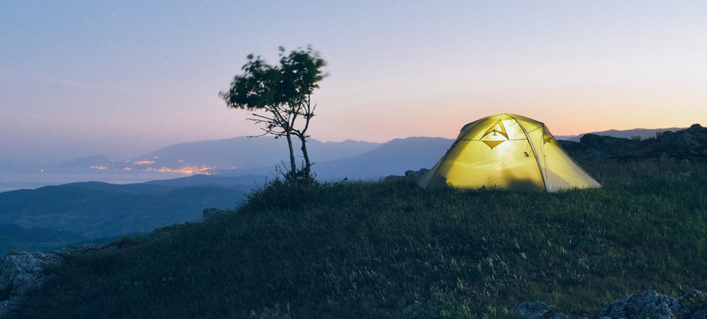 Camping in California near Wine Regions