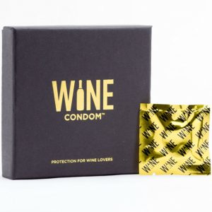 wine condoms